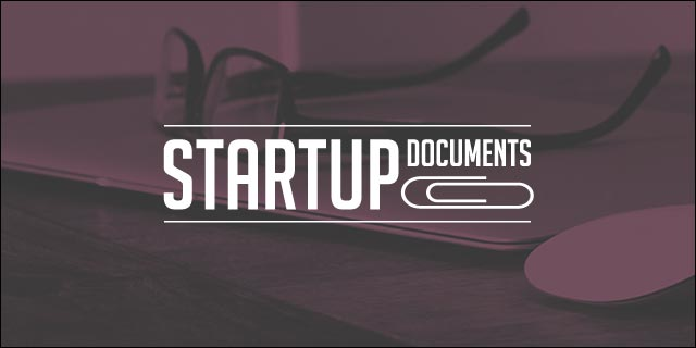 Startup Documents Legal Tools That Help Entrepreneurs - Help with legal documents