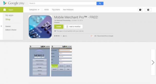 Mobile Merchant Pro