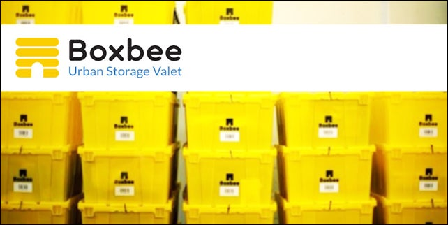 Boxbee Raises 5m Series A For On Demand Valet Storage