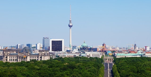 top European cities for startups berlin