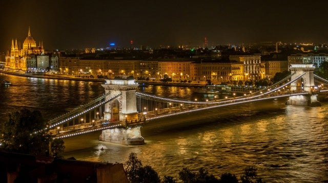 top European cities for startups budapest
