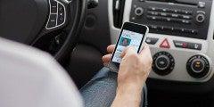 smartphone driver license