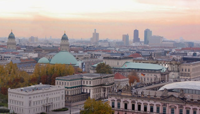 top startup cities Berlin