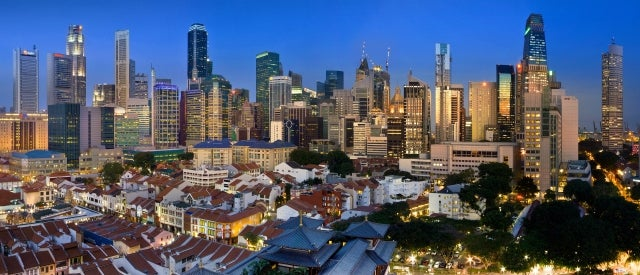 top startup cities Singapore