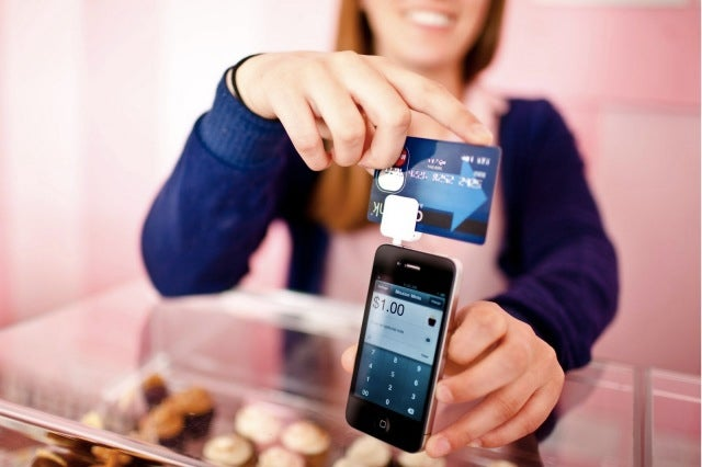 Mobile Device to Accept Credit Cards
