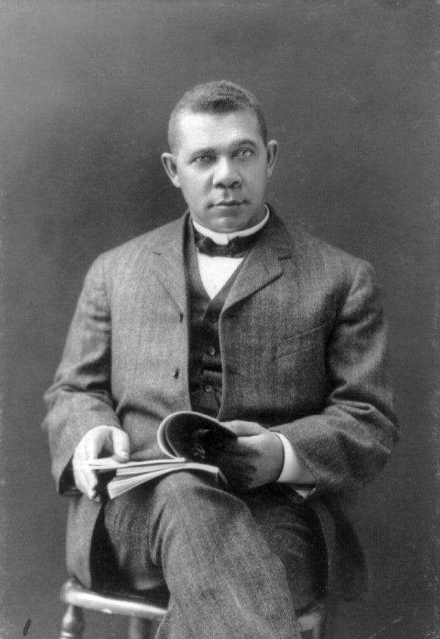 Black Entrepreneurs Throughout History: Booker T. Washington