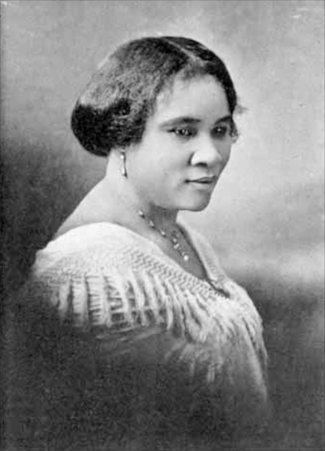 Black Entrepreneurs Throughout History: Madam C.J. Walker