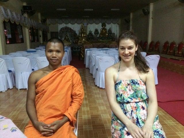 monk chiang mai