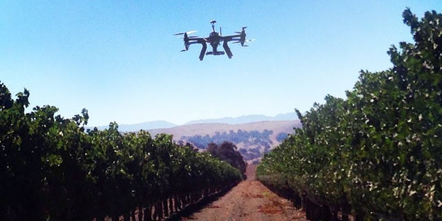 Vino 2.0: Making Wine in the Drone Age