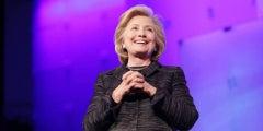 Hilary Clinton LeadOnCa