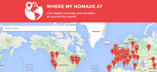 Where My Nomads At