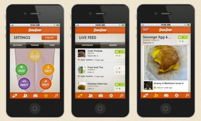 Dinn-Dinn-Screenshots