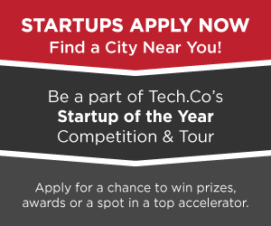 2015 Startup of the Year Competition
