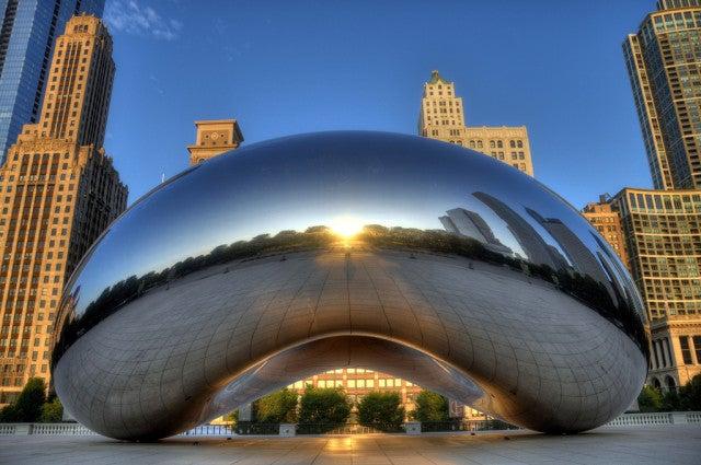 startup in Chicago bean