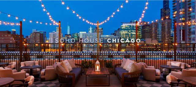Chicago - places to work Soho House
