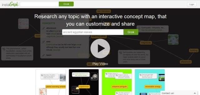 InstaGrok App screenshot