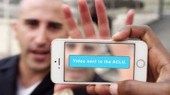 New App from ACLU to Help People Who Record Police