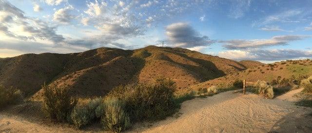 Hiking Pano