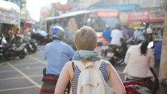 poshpacker digital nomad story