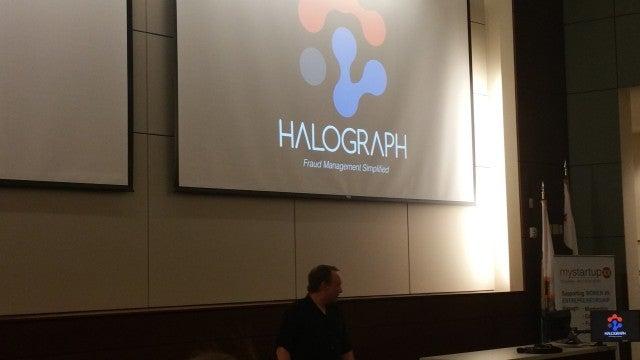 Halograph