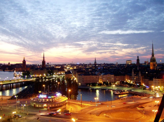 global startup scenes - Stockholm