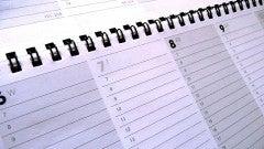 schedule your meetings