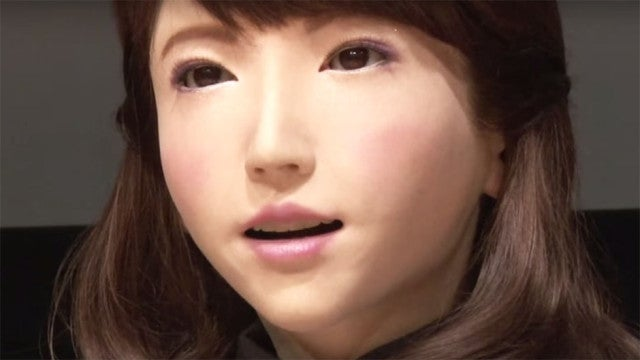 Japan's Erica Android: This Robot from Japan Isn't Creepy at All [VIDEO]