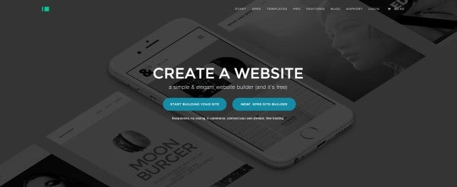 7 Best Free Website Builders - IM Creator