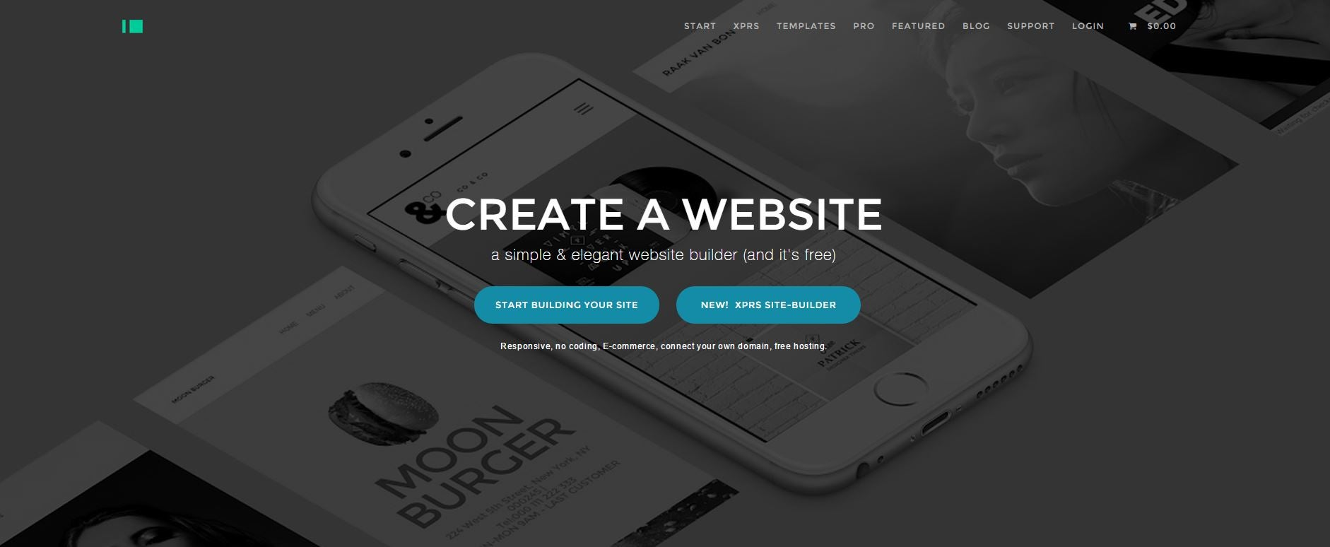 7 best free website builders im creator