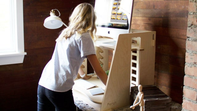 How to Increase Productivity with a Standing Desk