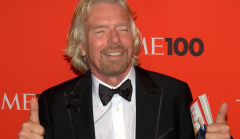 Richard Branson - failure