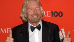 Richard Branson - failure