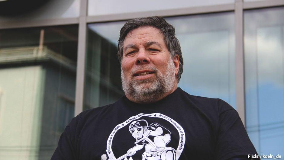 Steve Wozniak Steve Jobs Did Not Know Technology