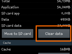 Clear Your App Data From Time to Time