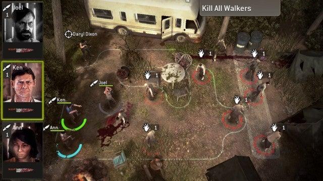 Walking Dead-app