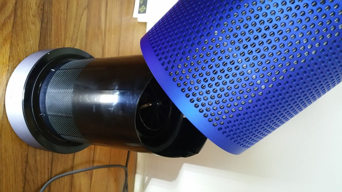air filter assembly 1