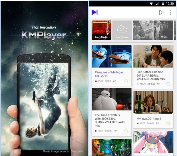7 Of The Best Android Video Player Apps