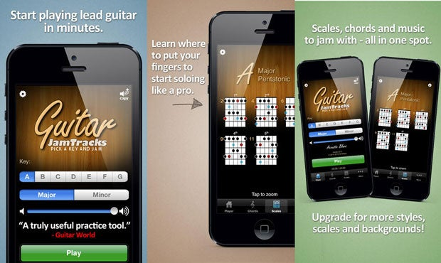 5 best iphone apps to help you learn guitar. Black Bedroom Furniture Sets. Home Design Ideas