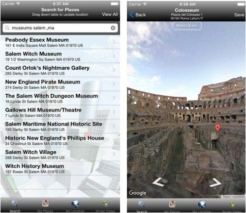 StreetTrax App