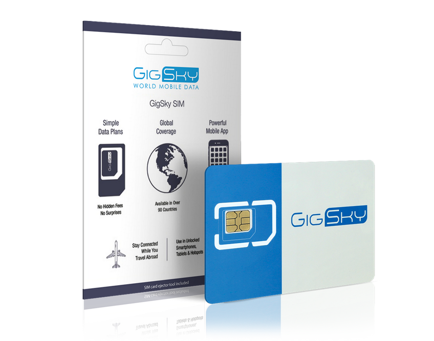 GigSky SIM
