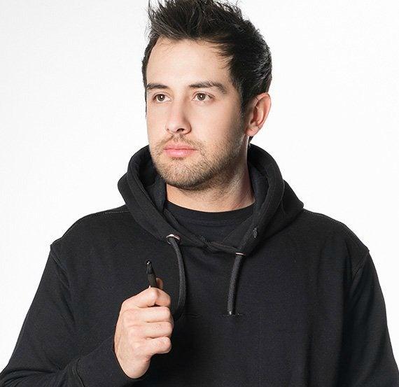 mens-plain-pullover-black-front