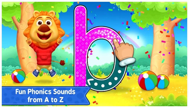 ABC Kids – Tracing and Phonics