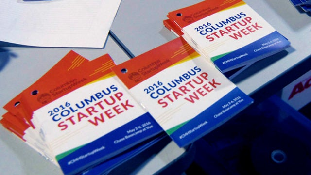 A Look at Columbus Startup Week 2016 [PHOTOS]