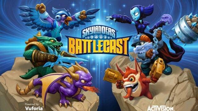 skylander-battlecast-app