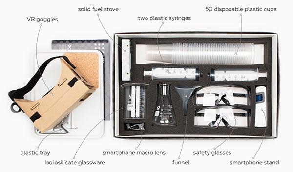 MEL Chemistry Starter Kit
