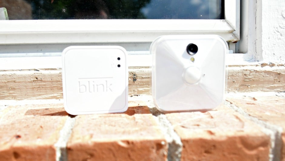 Blink's Wireless Monitoring and Security System is the One