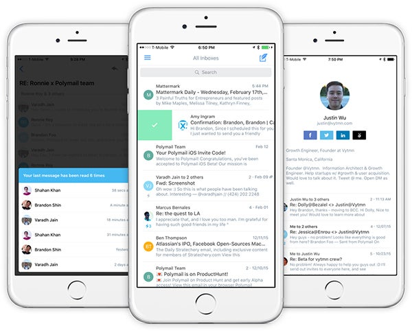 polymail-ios-screens
