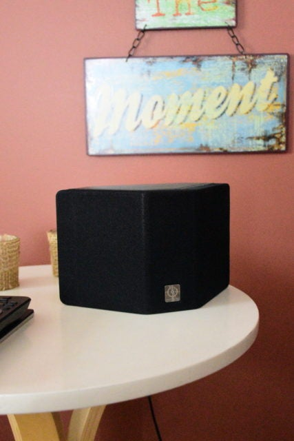 Enclave Audio Cinehome HD 5.2 Wireless speakers