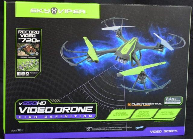 Sky Viper HD Video Drone V950