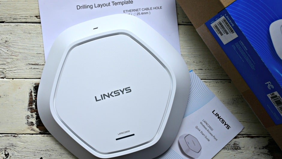 Linksys LAPAC2600 Wireless-AC Dual-Band MU-MIMO Router [Review]